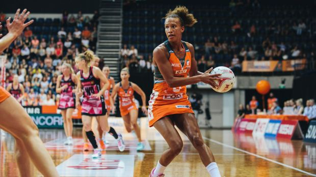 Netball ACT hopes the GWS Giants play at the AIS Arena again.