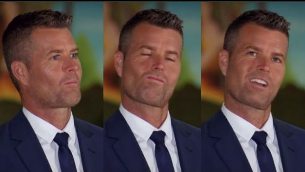 Hmm, 'that means Josh and Amy you're still in the competition': Pete Evans feeling resigned on MKR.