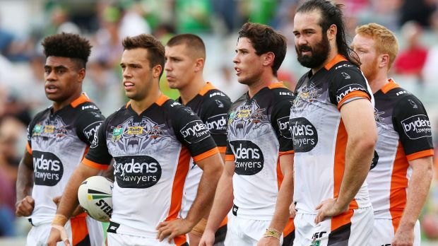 Ultimatum: The players want to know who will be coaching the Tigers in 2018 and beyond before putting pen to paper.