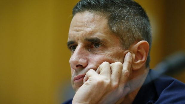Border Force commissioner Roman Quaedvlieg on leave amid external investigation