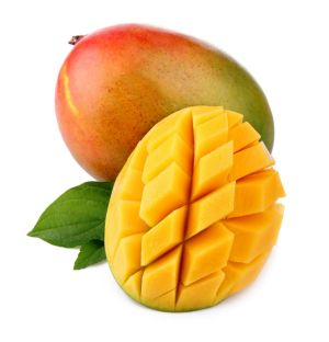Mangoes treated using irradiation must be labelled.