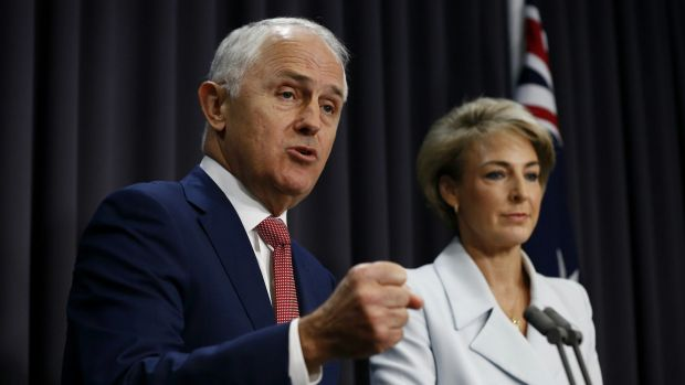 "Prime Minister Malcolm Turnbull and Employment Minister Senator Michaelia Cash have warned against an ""excessive"" rise ..."