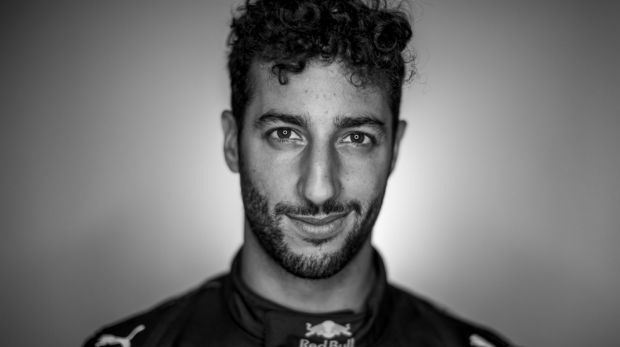 Great white hope: Australia's Daniel Ricciardo.