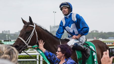 In dad's name: Debbie Kepitis leads Winx back after victory and hopes to do the same in the Bob Ingham Warwick Stakes  ...
