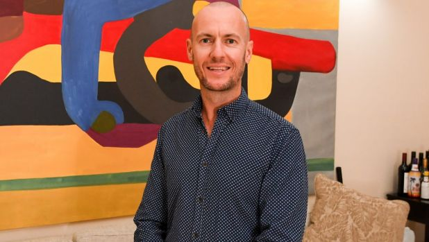"""The one thing you have to do is keep everyone in the loop:"" Sydney Airbnb host Spencer Kirk."