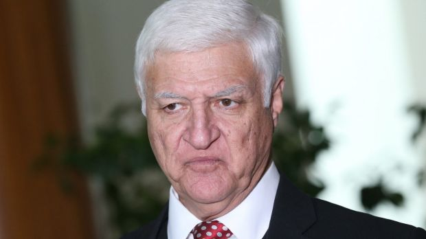 Federal MP Bob Katter has expressed his regret over the sacking of Supreme Court Justice Angelo Vasta.
