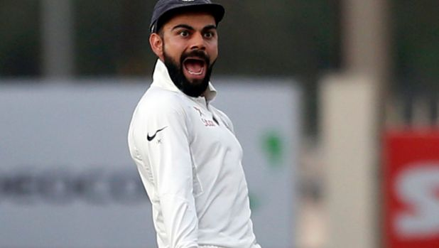 Virat Kohli accused Steve Smith of showing disrespect to Patrick Farhart.