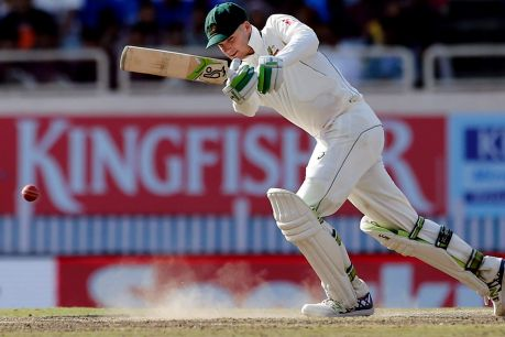 Peter Handscomb was a stand-out.