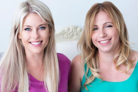Diverse City Careers co-founders Gemma Lloyd (left) and Valeria Ignatieva struggled to attract investment for their ...