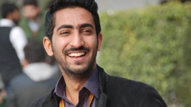 University of Newcastle student Mohsin Awan was swept out to sea on Sunday night.