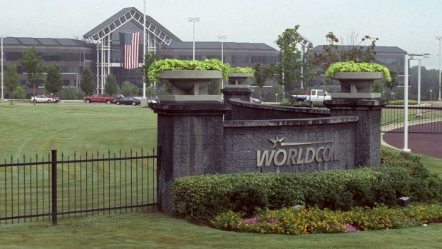 WorldCom headquaters in Mississippi. The telecoms group, which owned OzEmail for three years, revealed in 2002 it had ...