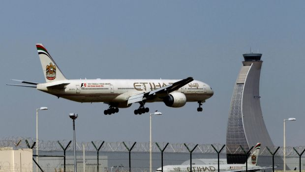 Government-subsidised Middle Eastern airlines such as Etihad Airways have feared for months there may be retaliation ...