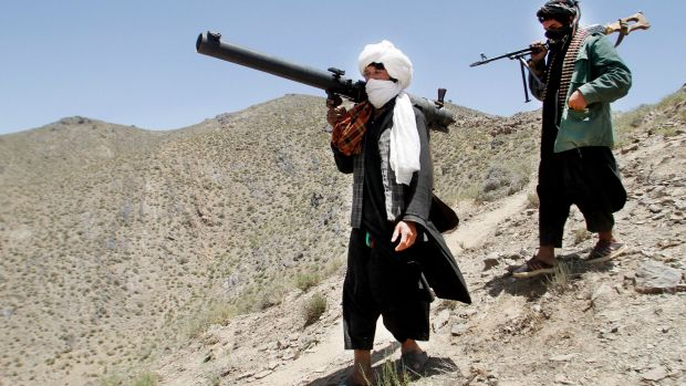 Taliban fighters have made gains in recent years.