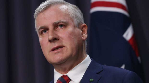 Small Business Minister Michael McCormack says the scheme will target duplicate regulations between state and federal ...