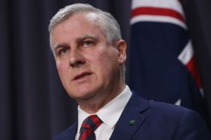 Consumer Affairs Minister Michael McCormack will examine retirement industry practices.