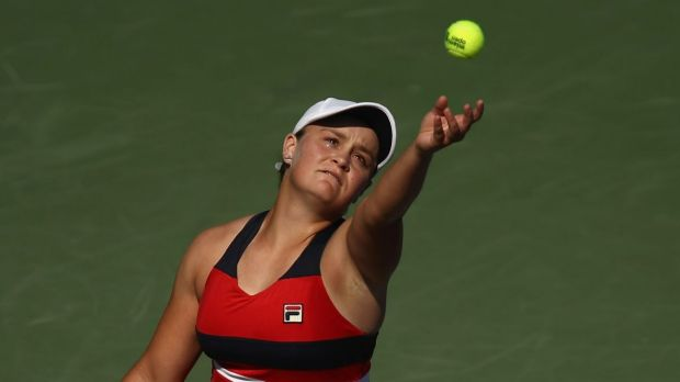 Play the Australian way: Ashleigh Barty and her Fed Cup teammates need to beat Serbia to avoid dropping back to the ...