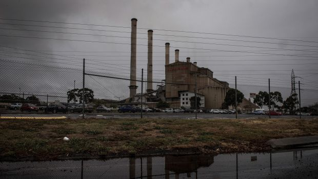 The Hazelwood coal plant will shut this week.