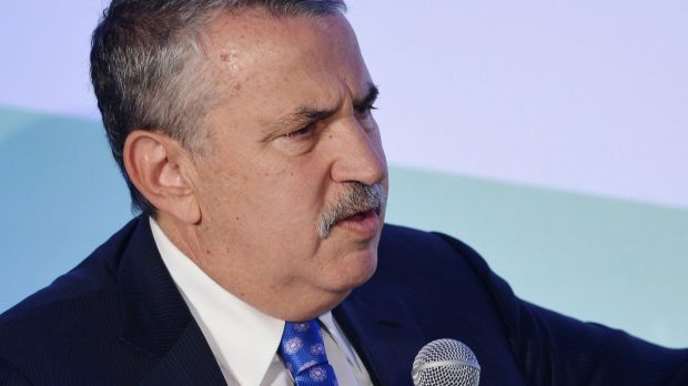 New York Times columnist Thomas Friedman.