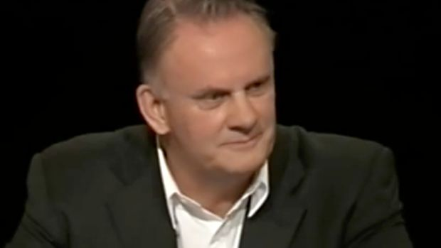 "Mark Latham was sacked by Sky News last week after calling a Sydney high school student ""gay""."