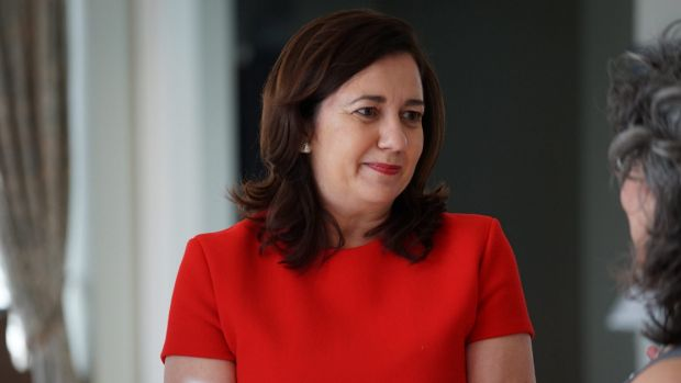 Premier Annastacia Palaszczuk said there has been a lack of federal government support for medical training positions at ...