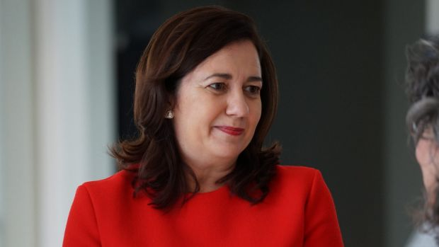 Queensland Premier Annastacia Palaszczuk says there will be no royalty holiday for the Adani Carmichael mine.