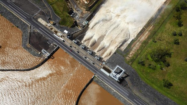 Studies found that a Wivenhoe Dam failure would put at risk almost 300,000 people, with a cost to the community of up to ...