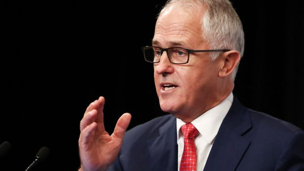 Malcolm Turnbull has denied consistent poor polling is a metric for a leadership challenge.
