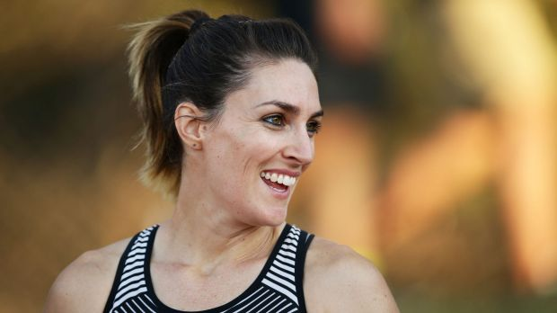 Canberra Olympian is Lauren Wells says the fire still burns inside her after 15 years at the elite level.