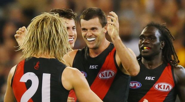 Brent Stanton plays his 250th game against the Lions.