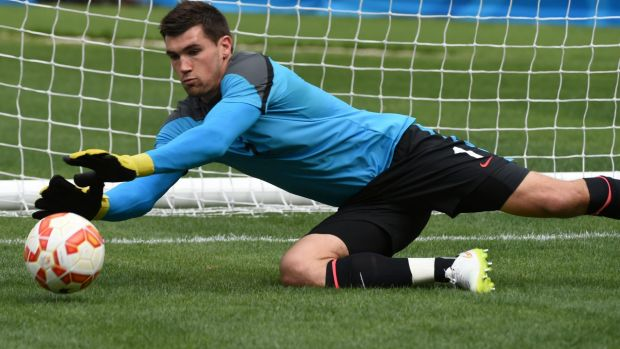 Aussie Mat Ryan's Brighton & Hove Albion who he has kept goal for in every game this season have conceded seven goals