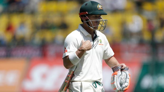 Australia's David Warner has started his preparation for the tour of Bangladesh.