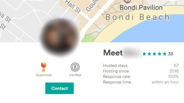 how to delete profile on airbnb