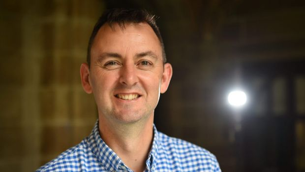 Dentistry professor Matthew Hopcraft hopes that sprinkling some celebrity fairy dust might help the tooth decay message ...