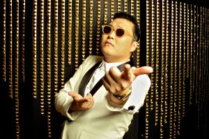 Korean pop sensation, Psy, can no longer claim to have YouTube's most-watched video with viral sensation <i>Gangnam ...