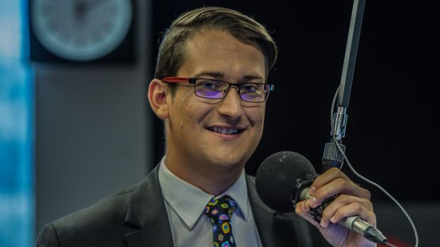 Dan Bourchier  remains in Breakfast for ABC Radio Canberra in 2018.
