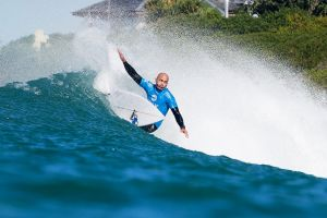 Extraordinary: The Surf Ranch facility was developed by Kelly Slater.