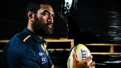Bruce Kaino has come to Canberra to reignite his Super Rugby dream.