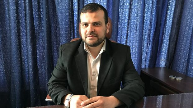 Hani Muqbel, head of the Hamas Youth Department in Gaza, says Hamas does not want another war but has issues with Israel ...
