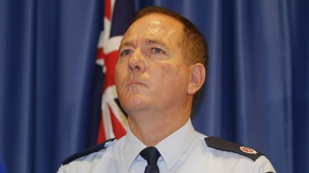 Then assistant commissioner Mick Fuller declined to order an investigation into a discrimination complaint.