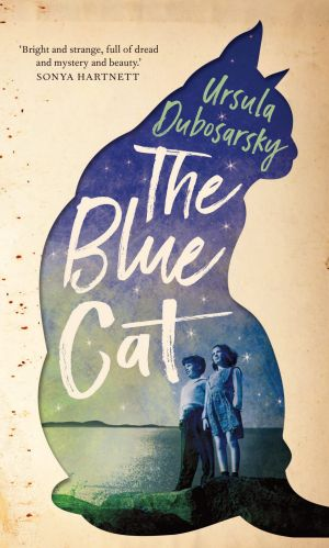 Cover of The Blue Cat by Ursula Dubosarsky