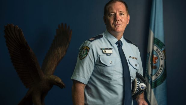 NSW Police Commissioner Mick Fuller strongly condemned the views shared in the video.