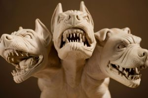 "Cerberus, the ""hound of Hades"" in Greek mythology, had three heads ... much like Information Commissioner Timothy Pilgrim."
