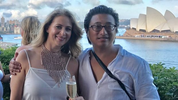 Daniela Koborova and Ranui Young, neighbours of Ms McQuisten, who were 'shocked' to hear what she was paying each month.