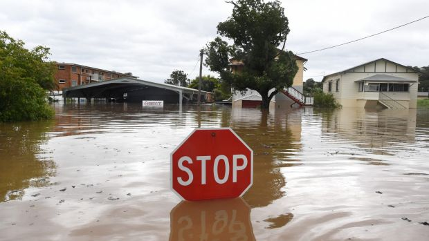 Lismore will likely be a centre of insurance claims after Friday's flooding.