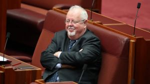 Coalition senator Barry O'Sullivan is leading a Nationals push for a banking commission of inquiry.
