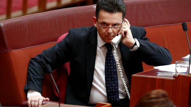 In February, Nick Xenophon refused to support welfare cuts to pay for the NDIS, saying he would rather fund the scheme ...