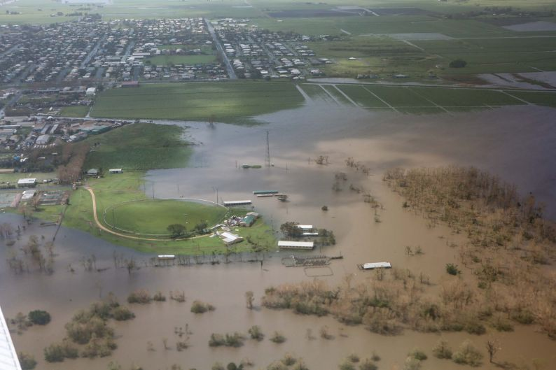 Damage assessment of North Queensland towns stretching from Townsville to Hamilton Island post-Cyclone Debbie.