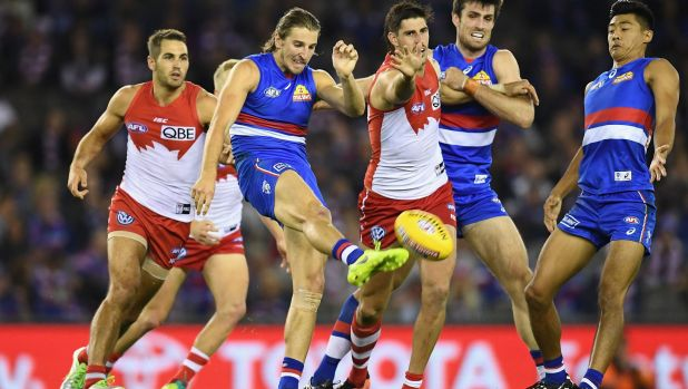 The Western Bulldogs aren't showing any sign of a premiership hangover.