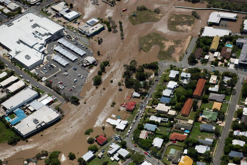 Communities in the Logan River catchment and low lying areas around nearby creeks remained on flood alert on Saturday ...