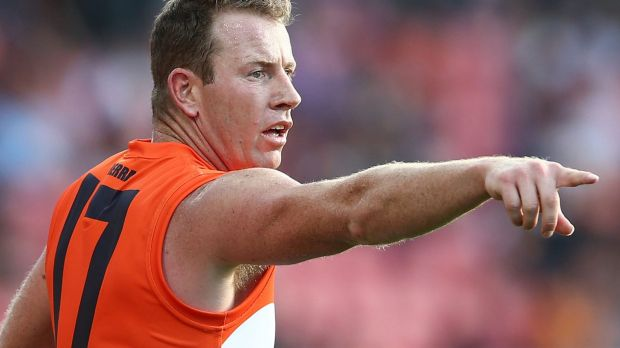 "GWS star Steve Johnson tweeted on Friday that his car had been involved in a ""high speed pursuit across Sydney""."